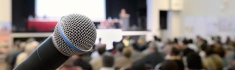 Speaker gut, alles gut - 6 Tipps für die Rednersuche