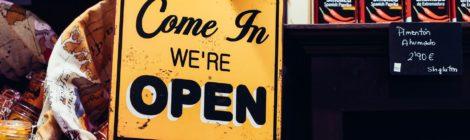 Der erste Eindruck zählt - Tipps für eine erfolgreiche Geschäftseröffnung